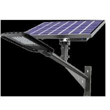 Candeeiro de parede solar exterior