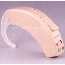 Dispositif auditif d'aide auditive de Bte Digital pour l'amplificateur sain