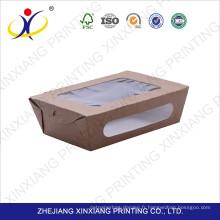Échantillon gratuit! Nouveaux produits vente chaude conceptions de boîte de papier écologique