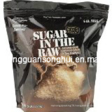 Plastic Candy Packaging Bag/ Brown Sugar Bag/ Raw Sugar Bag/ Natural Cane Sugar Bag
