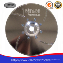 Electroplated Saw Blade for Cutting