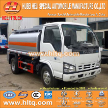 Japan technology 4X2 6000L 120HP 4KH1-TCG40 chemical liquid tank truck for sale , china factory supply