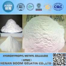 Hot sell high quality and best price hydroxypropyl cellulose hpmc food grade of china
