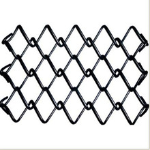 Black Chain Link Fence Mesh