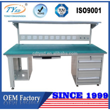 OEM industrial steel electronic workbench