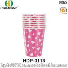 Double Wall Hot Water Paper Cup with Flexo Printing (HDP-0113)