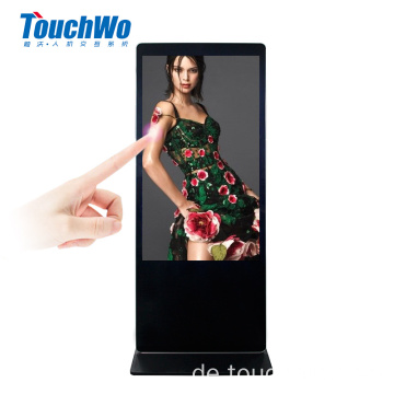 Floor Standing Touch Werbung Player