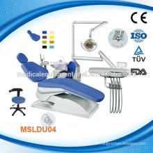 Beförderung!!! Dental tragbare Einheit / bester Zahnarztstuhl (MSLDU06A)