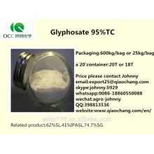 Herbicida / herbicida Glifosato / Roundup 95% TC, 41%, 480g / L, 360g / L, 450g / L SL herbicida --- Lmj