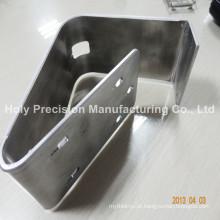 Serviço de dobra feito sob encomenda da chapa metálica / parte de dobra / fabricação dobrada da peça