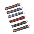 20mm Fabric Strap Gold Buckle