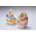 Melamine Children′s Rice Bowl with Ears 100%Melamine Tableware (HF2020)