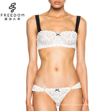 xxx filles d'école photos nouveau design dentelle souple underwire 32 taille large strape sous-vêtements bra en images