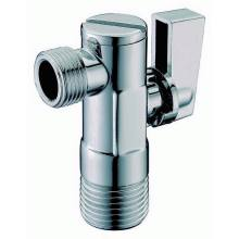 Stainless Iron Material Brass Core Iron Rod Angle Valve
