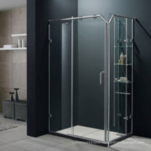 Bathroom Glassware/Clear Tempered Glass