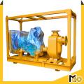 Zentrifugalhorizontale Vakuumgrundierungs-Abwasserpumpe
