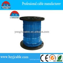 El precio barato y la alta calidad Thhn / Thwn que construye el alambre eléctrico de nylon
