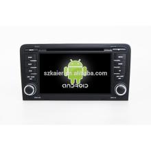 Четырехъядерный!автомобильный DVD с зеркальная связь/видеорегистратор/ТМЗ/obd2 для 7inch сенсорный экран четырехъядерный процессор андроид 4.4 системы А3