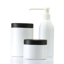 PCR plastic jar containers for cosmetic cream packaging