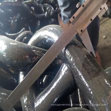 Corrente de âncora marinha com CCS ABS BV Certificado Dnv Gl