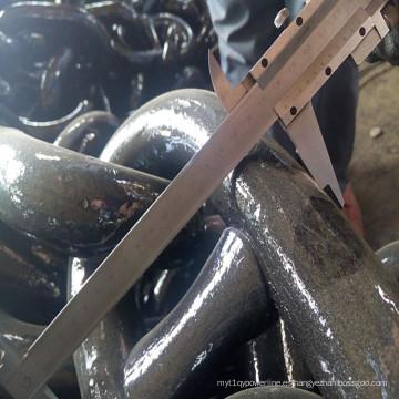 Cadena de ancla marina con certificado CCS ABS BV Dnv Gl