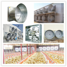 Системы контроля окружающей среды вытяжной вентилятор для птицеводство оборудование