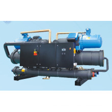 Screw Type Water Cooled Chiller