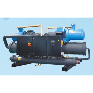 Screw Type Water Chiller with Heat Recovery