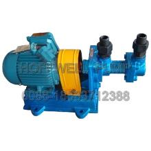 Pompe à vis triple huile homologuée CE 3G30X4