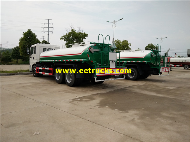 Clean Water Tanker Truck