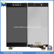 Черный ЖК-дисплей для сони Xperia Z5 Премиум ЖК-экран Ассамблеи