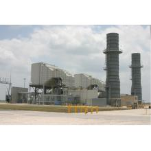 Steel structures for Power Station Equipment