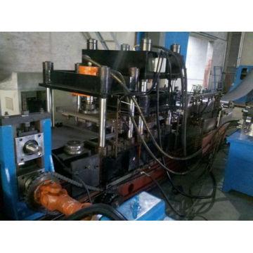 Fabricante de la máquina formadora del rollo de la barrera de la carretera fabricante para América