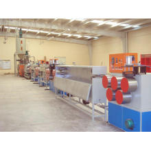 PET/PP Strap Band Production Machine
