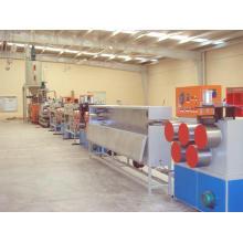 Máquina da produção da faixa da correia de PET / PP
