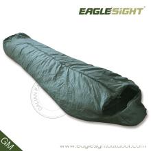 Équipement de sac de sommeil militaire résistant à l'eau de camping extérieur