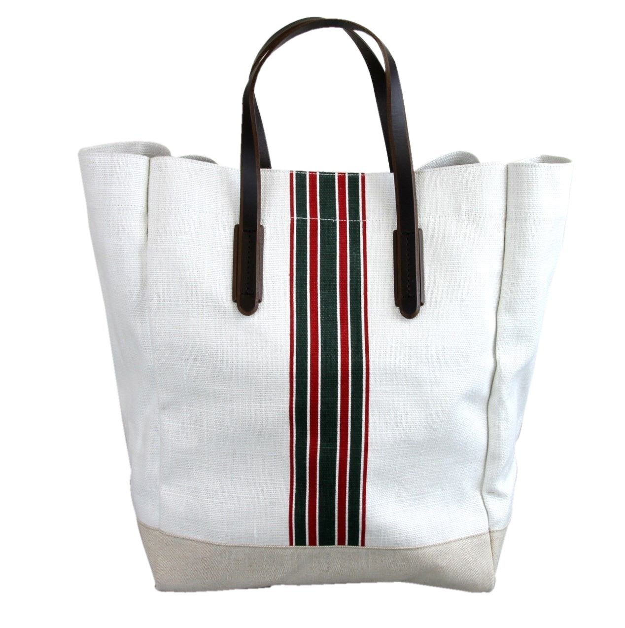 Canvas bags with zipper