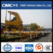 Side Lifting Container Trailer with Cheapest Price
