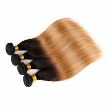 100% braid in weave braid in human hair bundles wet and wavy weave extensions