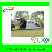 Waterproof Layer Automatic Outdoor 3-4 Person Camping Family Tent
