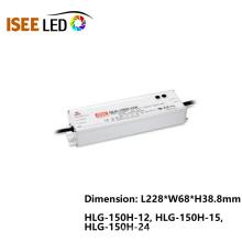 Fonte de alimentação impermeável do diodo emissor de luz de Meanwell HLG-150H