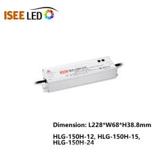 HLG-150H Meanwell wasserdichte LED-Stromversorgung