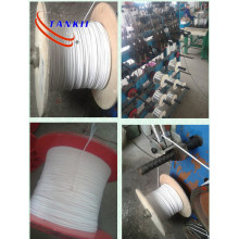 Cr20ni80 Insulated Nichrome Heating Resistance Wire with fibreglass 600C/ 800C