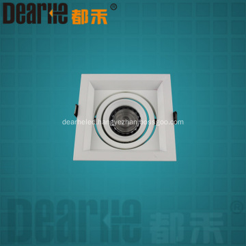 4w MR16 LED Bean container light hole 105x105mm