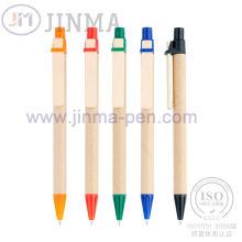 La Promotion cadeaux environnement papier stylo Jm-Z01