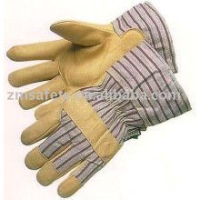 Gant de paume en cuir isolé Pigskin ZM008-L