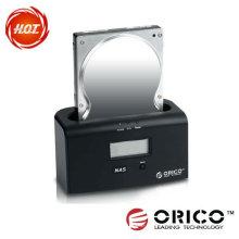 ORICO 8618-NAS, estación de acoplamiento Gigabit Ethernet NAS