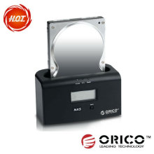 ORICO 8618-NAS ,Gigabit Ethernet NAS Docking Station