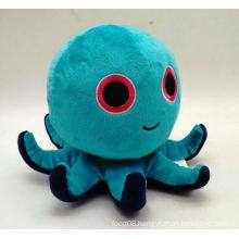 Soft Plush Baby Octopus Stuffed Toy