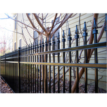 PVC Coated Grass Edging Fence